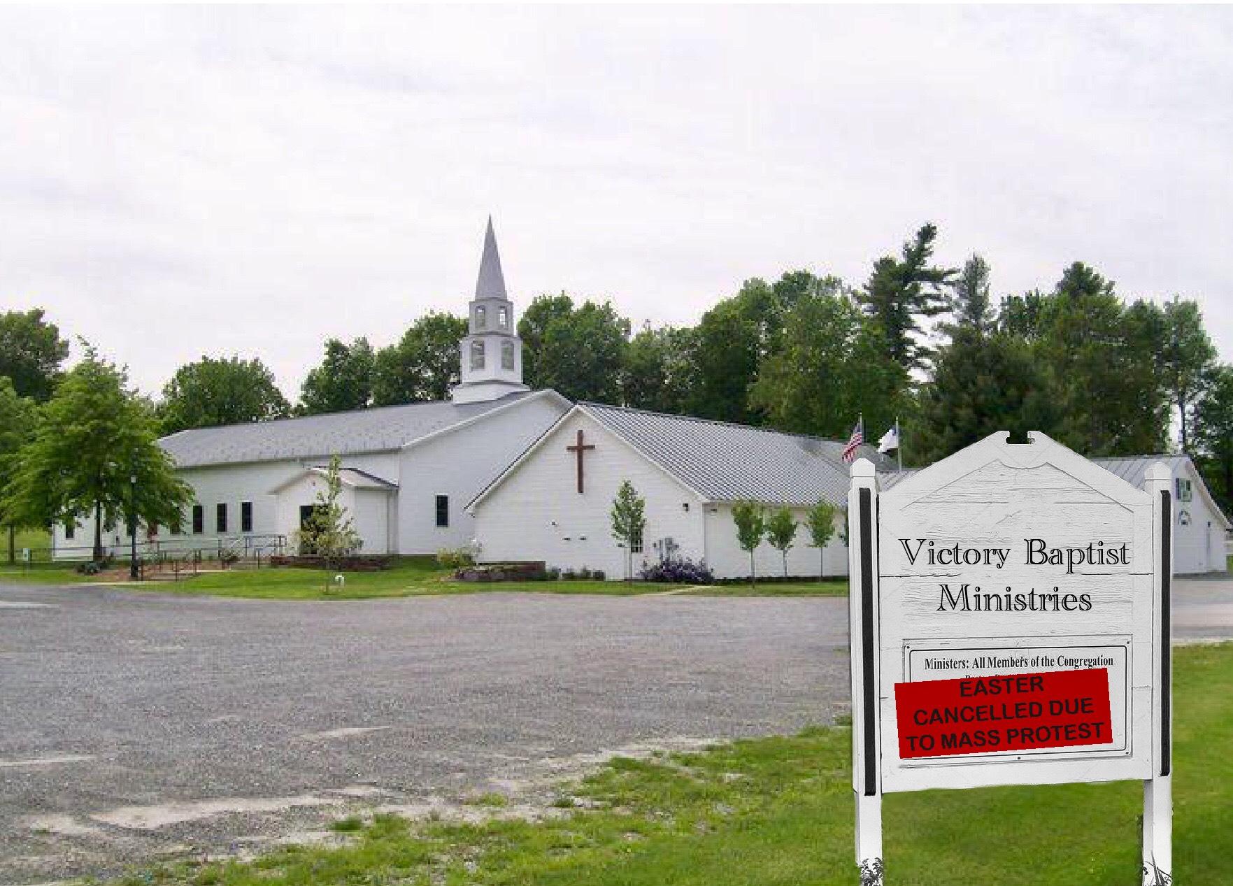 College Cancels Jesus' Resurrection Due to Safety Concerns
