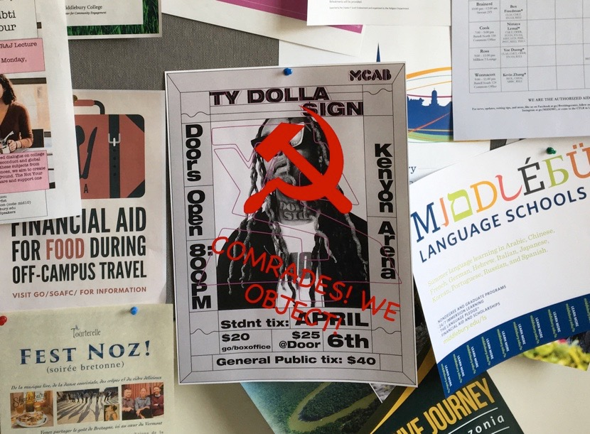 Marxist Club To Protest Ty Dolla $ign Concert