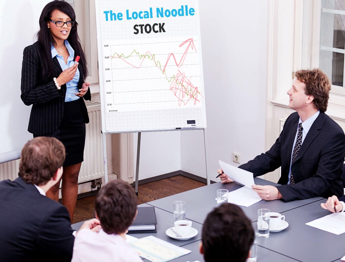 "Board of Trustees Deems The Local Noodle ""Too Big to Fail,"" Will Finance Future Operations"