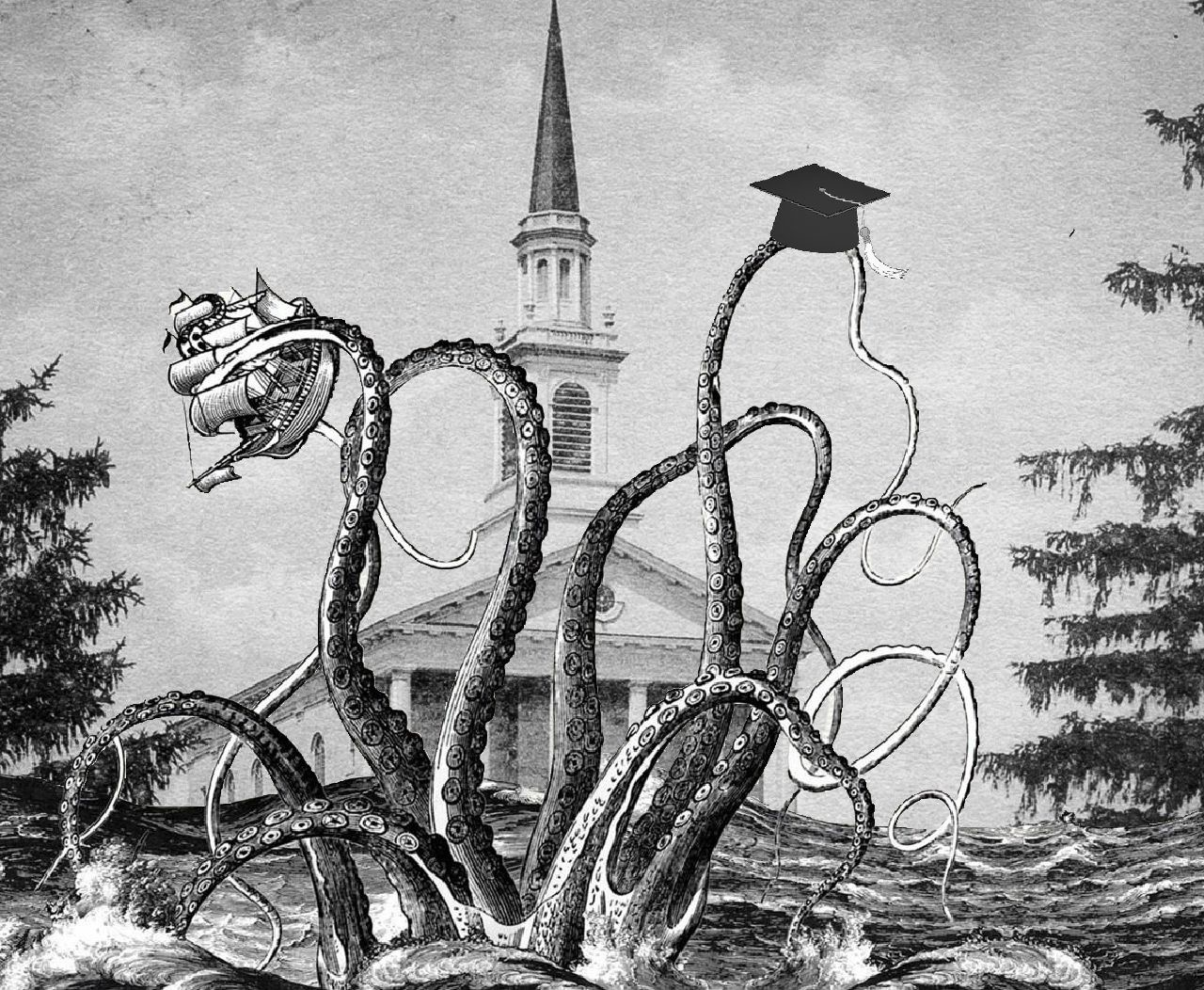 Op-Ed: Middlebury Must Rescind The Kraken's Honorary Degree