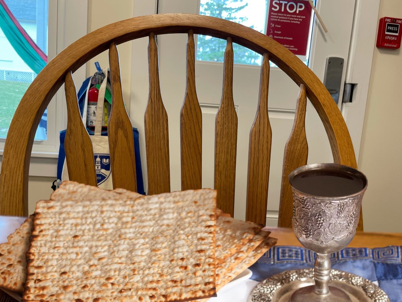 All Jewish Students Removed from Campus After Inviting Off-Campus Messiah for Passover Seder